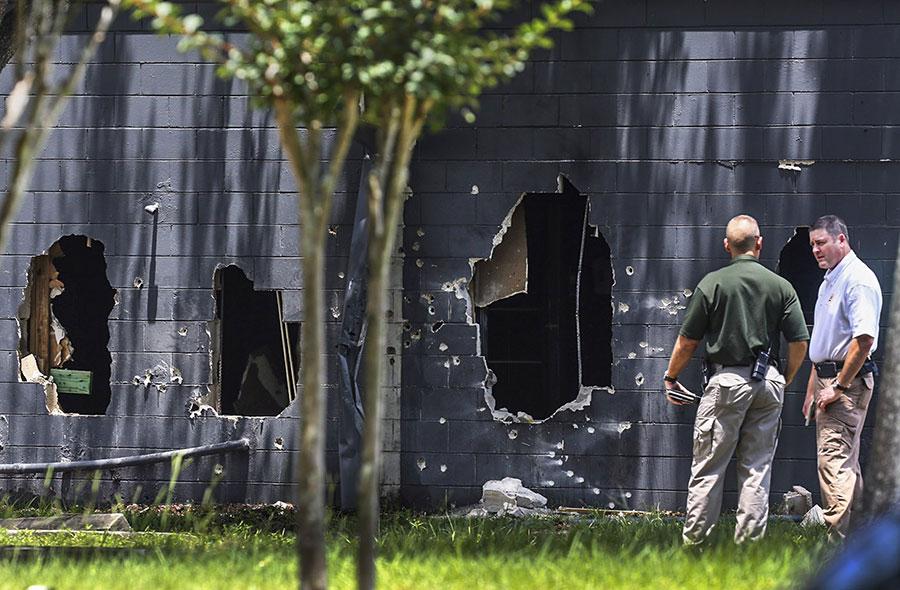 Orlando shooter wanted to buy body armor