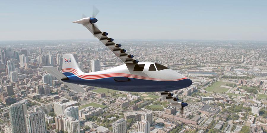 nasa-electric-plane