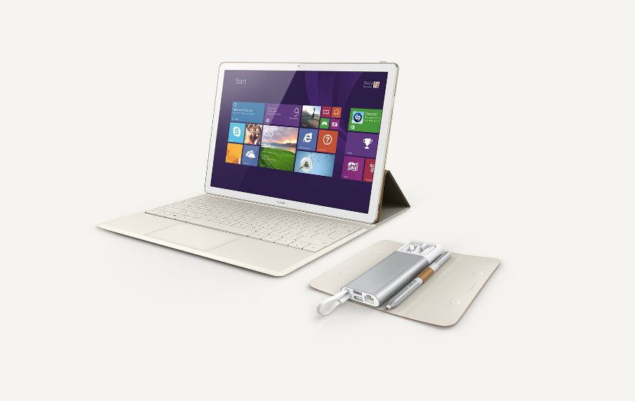 Huawei's new 2-1 PC Matebook can be pre-ordered since Monday at Microsoft Stores. Photo credit: Vr-zone.com