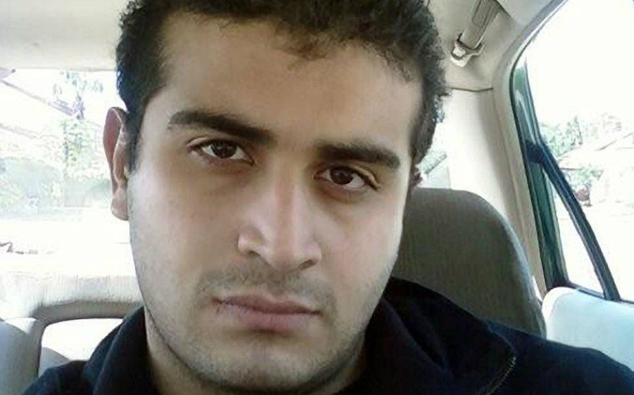 American media outlets have released plenty of pictures from the mass-murderer Omar Mateen, responsible for the Orlando shooting. Image Credit: Telegraph