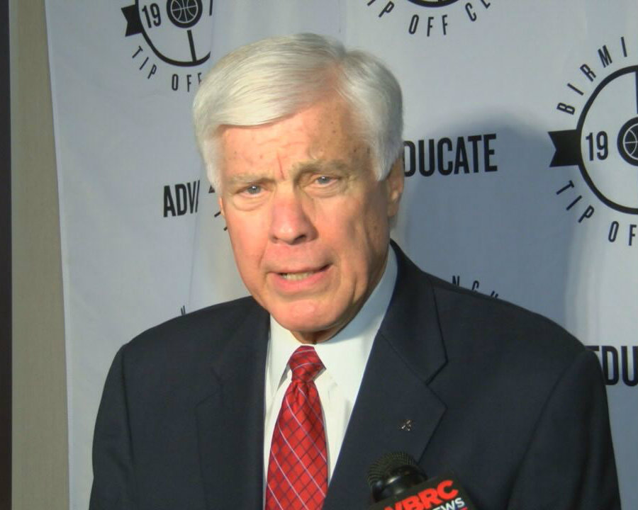 This is the four year for Battle as Director of Athletics at The University of Alabama. He started working with the football team in March 2013. Image Credit: Solo News