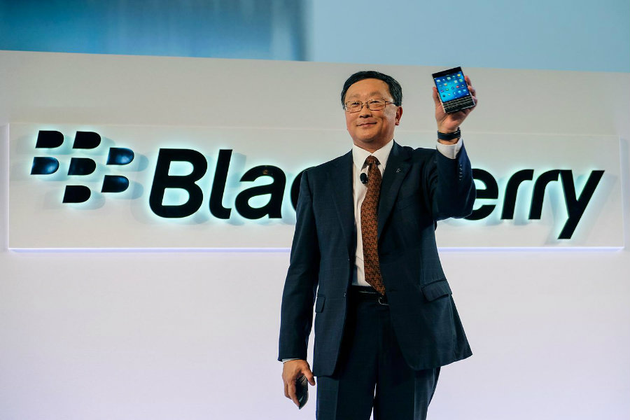 The CEO of BlackBerry Ltd's John Chen claims his company's devices need more personality, in order to compete in today's smartphone market. Image Credit: Digital Trends