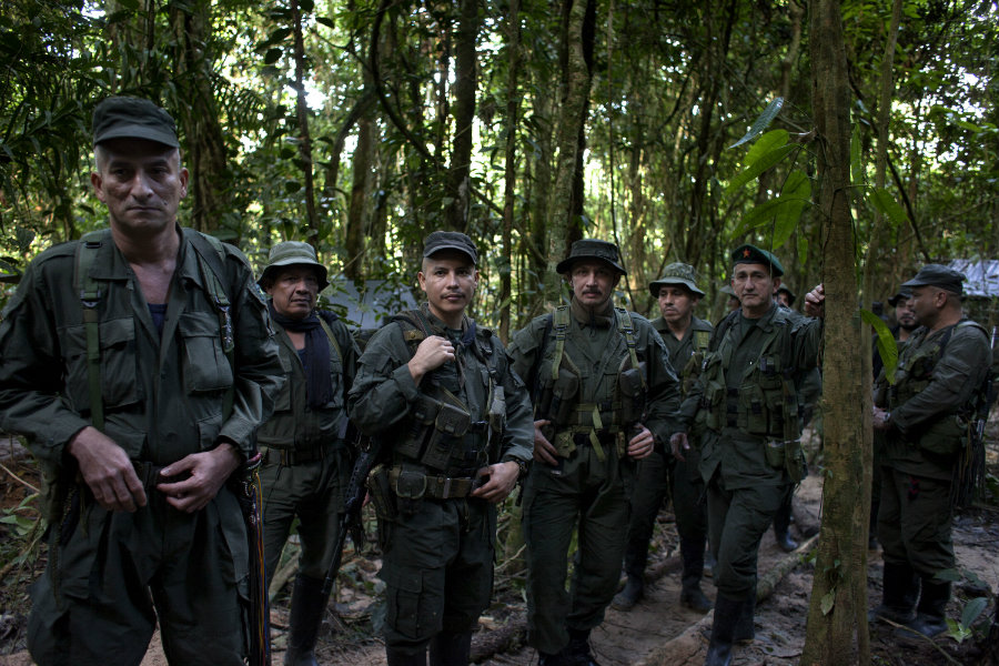 The Colombian government and FARC rebels have announced a ceasefire deal that would end the country's 50-year war that has left over 250,000 people dead and more than 6 million displaced. Photo credit: Fabio Cuttica / Al Jazeera