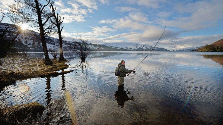 Good news for anglers and fishermen make headlines for Puget Sound as the National Oceanic and Atmospheric Administration has given the go-ahead on salmon sports fisheries after a long series of debates. Photo credit: Jeff J Mitchell / Getty Images / Forbes
