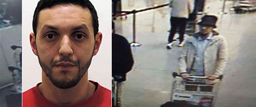 Brussels' Terrorist