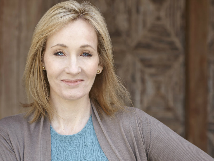 The famous Harry Potter writer, J.K Rowling, has announced on the Pottermore website her newest production that happens to be a prequel to their original piece. Photo credit: Debra Hurford Brown / Independent