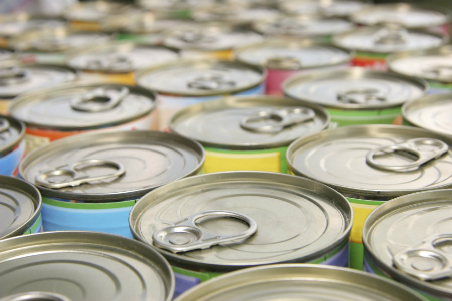 Overall, 9 percent of participants ate once canned food in the past 24 hours, whereas 2 percent had eaten two or more canned foods, according to the paper. Image Credit: Forbes