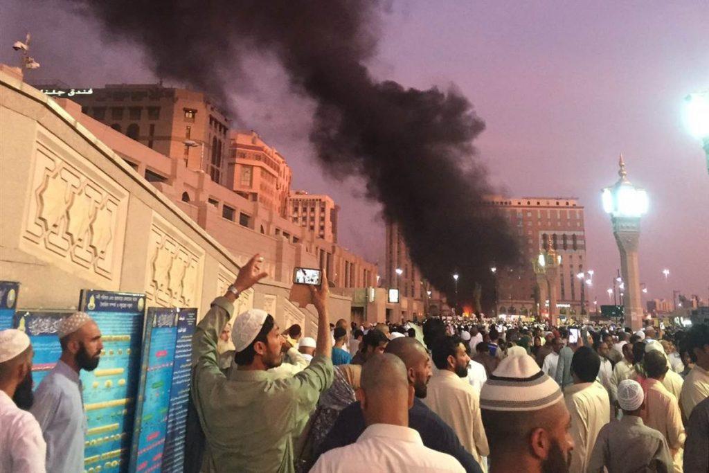 medina attack