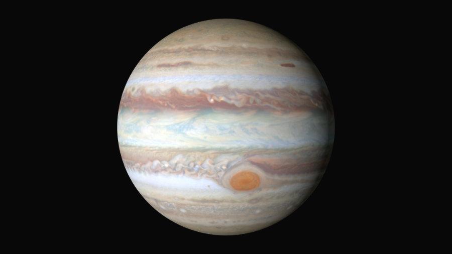 The U.S. National Aeronautics and Space Administration (NASA) arrived in Jupiter's orbit on Monday, July 4. Photo credit: NASA's Goddard Media Studios