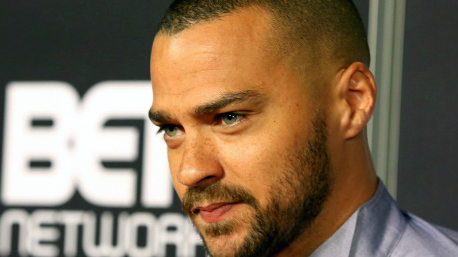 """""""Grey's Anatomy"""" actor Jesse Williams rose criticism after his speech when accepting the humanitarian prize at the Black Entertainment Television Awards. Photo credit: Eclectic Blog"""