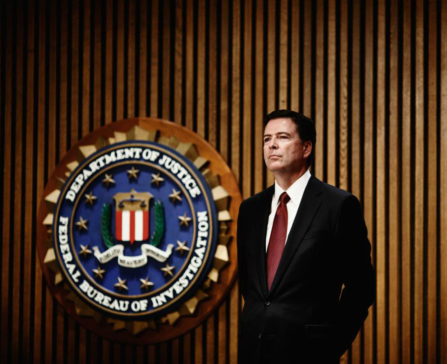 FBI concluded the investigation after interviewing Hillary Clinton regarding her email activities. Image Credit: TIME