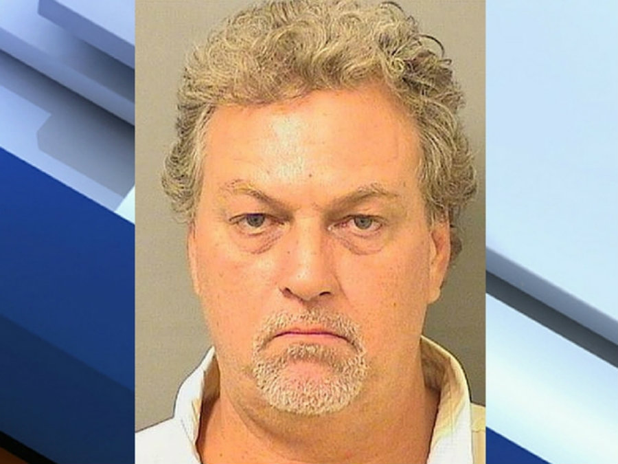 Shaw is charged with a third-degree felony for allegedly violating the marine turtle protection act. Taking and possessing sea turtle eggs is punishable by up to five years in prison and a fine of $5,000 in Florida. image Credit: WPTV