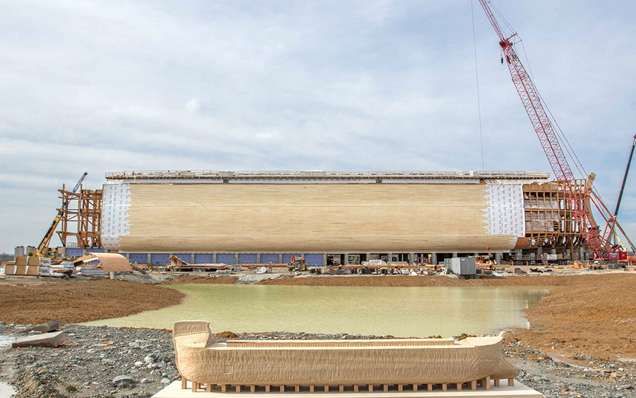 Noah-Ark-Construction