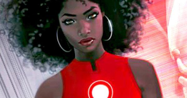 Marvel Comics presented on Wednesday a new character called Riri Williams. Photo credit: Movieweb