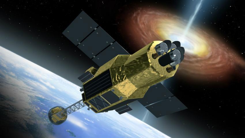 Hitomi-spacecraft
