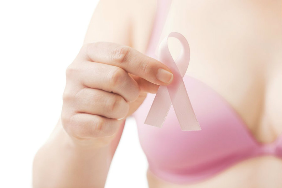In a recent study, a combination of multiple drugs in addition to chemotherapy showed positive results on breast cancer patients with an advanced disease. Photo credit: ScienMag