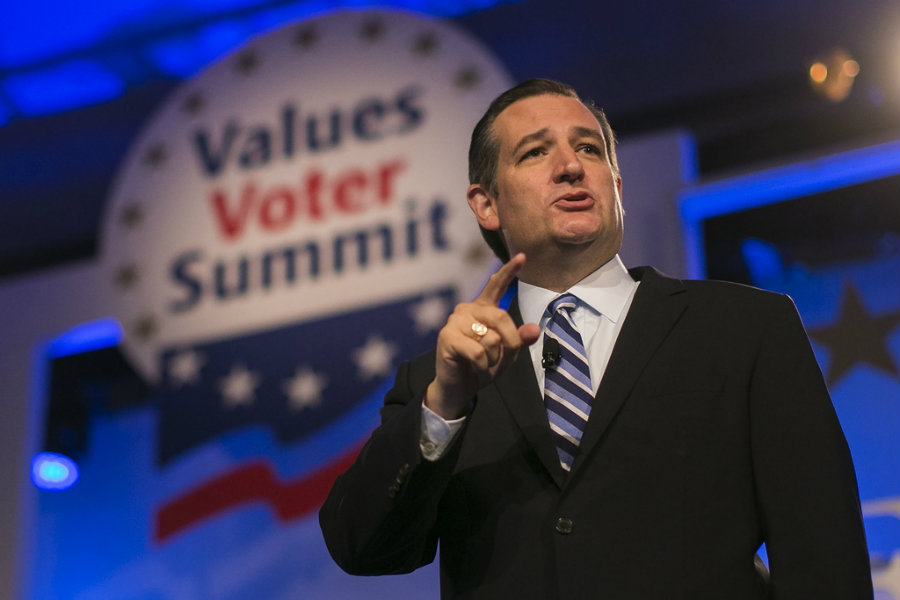 Ted Cruz asked the Texas senator Thursday to speak at the Republican National Convention later this month. Image Credit: Roll Call