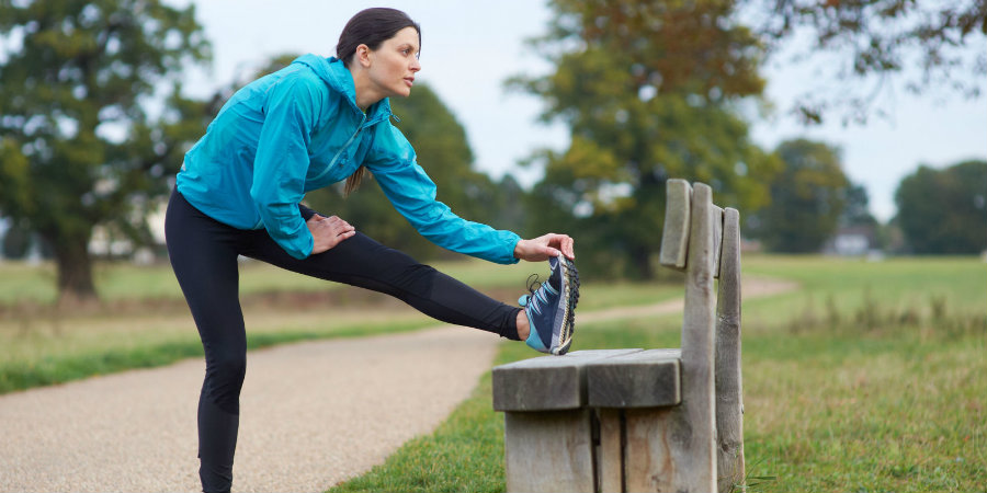 A new study reveals that physical activity might alleviate emotional stress and improves subjective memory in breast cancer survivors. Photo credit: Woman's Day