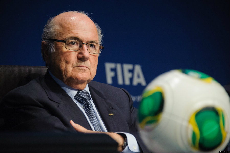 Sepp Blatter continues on a streak of bad news. His spokesman, Thomas Renggli, announced that the former FIFA president had been in the surgery room due to skin cancer. Photo credit: Forbes