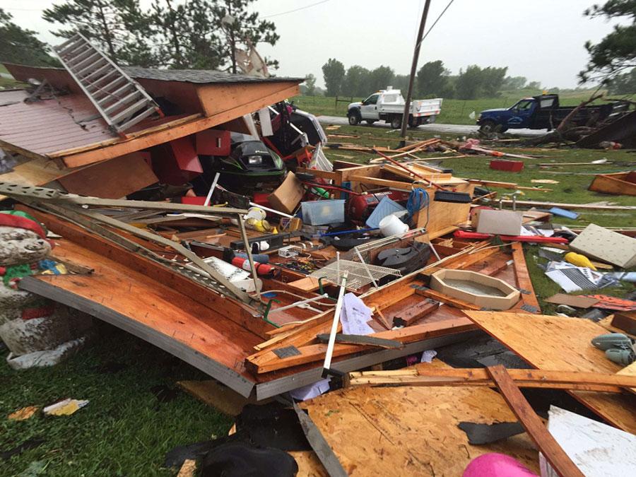 Tornadoes in Minnesota