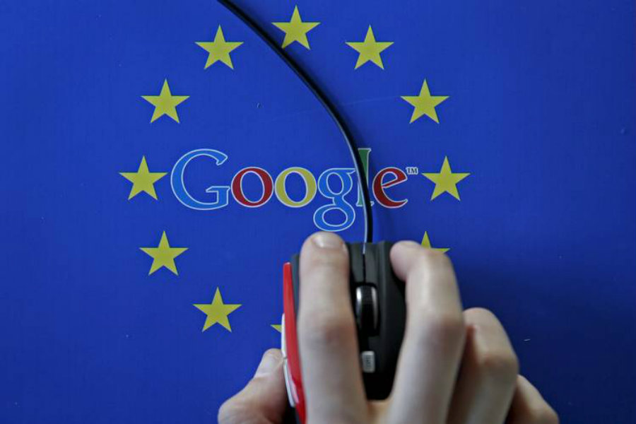 "The European Commissioner for Competition, Margrethe Vestager, admitted that Google has created ""many innovative products"" that have changed our lives. She added that the company has no right to block other companies from competing. Image Credit: Wall Street Journal"