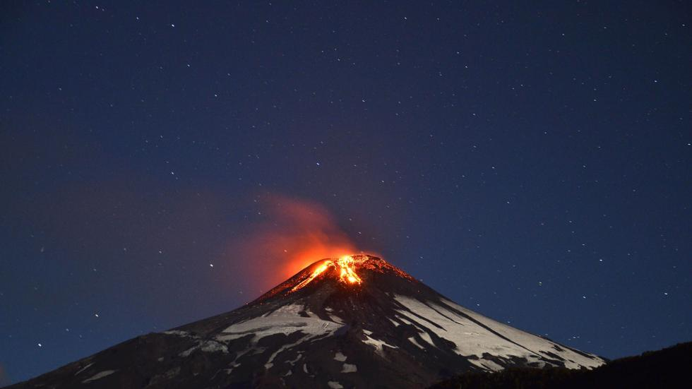 Volcano district near Rome could be waking up