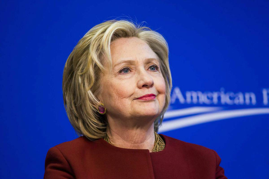 Hillary Clinton will speak on Monday at The National Association for the Advancement of Colored People's conference in Cincinnati. Photo credit: instinctmagazine.com / The Gateway
